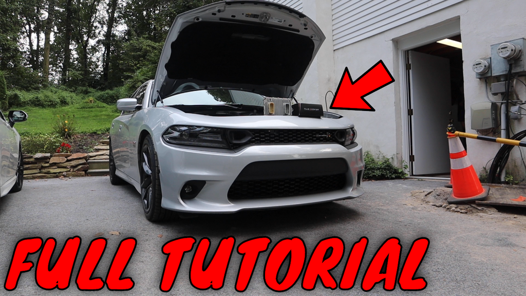 UNLOCK THE POWER! Dodge Charger 392 6.4L Scat Pack DiabloSport Tuning Install & Review