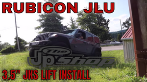"NOT WASTING TIME! Brand new 2019 Rubicon JL gets LIFTED & 37"" TIRES"
