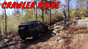 POWER TANK VS ARB & Krawling for K9's at Rausch Creek (OFF-ROAD BREAKAGE & REPAIR)