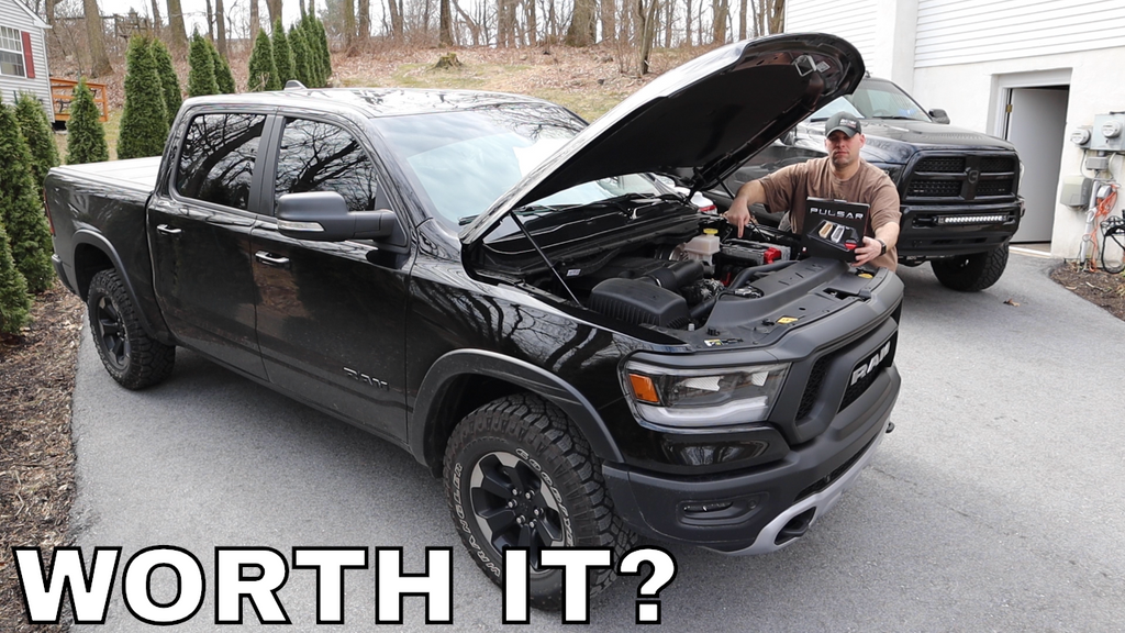 2019 RAM 1500 TUNING Pulsar Module Install & Review