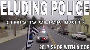 HAPPY HOLIDAYS! 2017 Shop with a Cop (SWAC)
