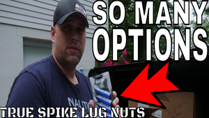 TRUE SPIKE LUG NUTS Do your research before purchasing.