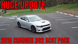 THREE'S THE MAGIC NUMBER! 2019 Dodge Charger Scat Pack