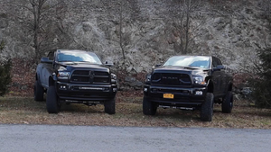 TWINNING BEASTS 2018 Ram 2500 gets Major Suspension Upgrades