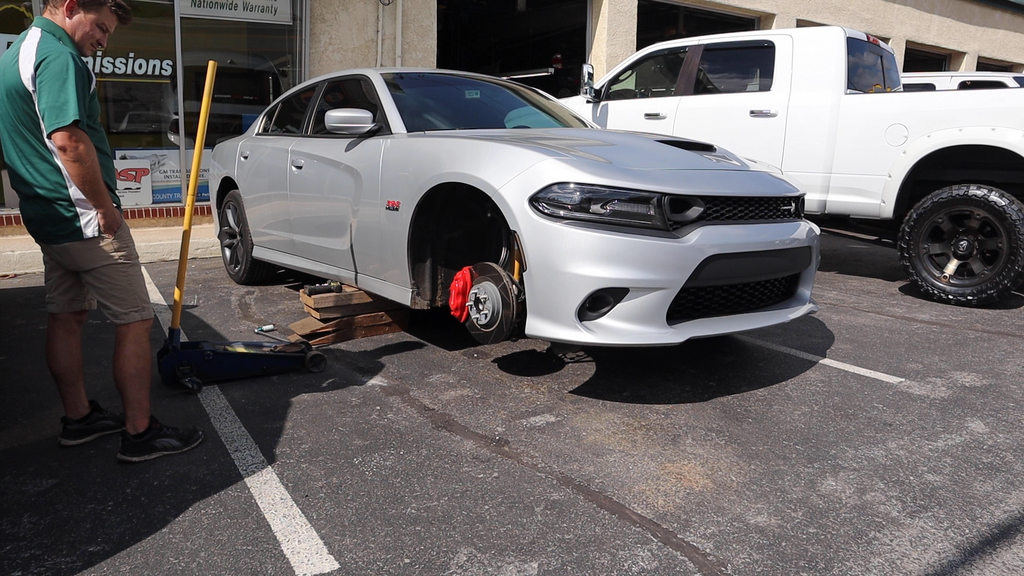 2019 DODGE CHARGER LEFT US STRANDED! Something was MISSING...