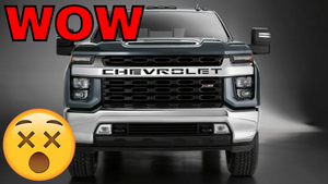 THOUGHTS ON THE 2020 CHEVROLET 2500HD? The Crazy Elf Smitty Hans