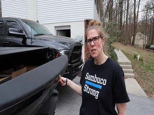 CRASHED MY WIFE'S NEW 2019 RAM & INSTALLED S&B CAI IN THE SAME DAY