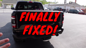 BELLE GETS HER BOOTY BACK! 2019 Ram Rebel is fixed