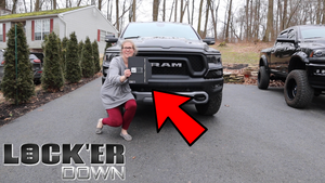 MUST HAVE ACCESSORY! 2019 Ram Lock'er Down Console Safe Install