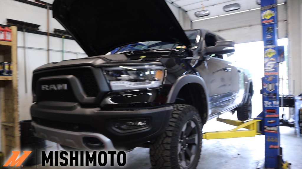 YOU NEED THIS PROTECTION! 2019 Ram 1500 Catch Can Installation