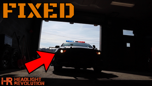 FORD INTERCEPTOR NEEDED HELP Morimoto XB LED Ram Headlight Giveaway!