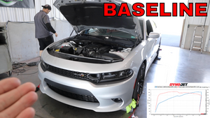 How much HORSEPOWER does a STOCK 2019 Charger 392 Scat Pack make? The Dyno Results
