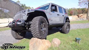 WRANGLER JL PROTECTION Reasonably Priced Fender Liner Installation