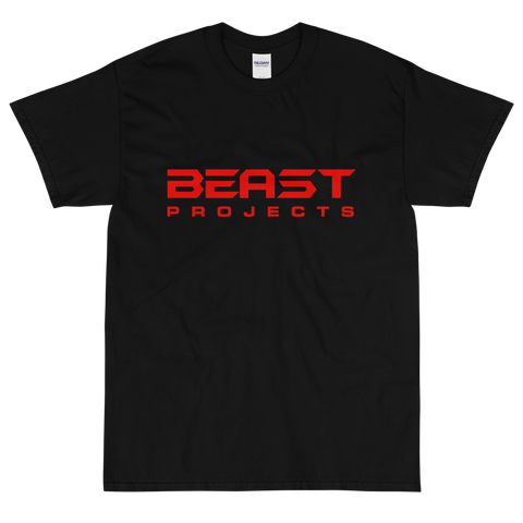 BEAST PROJECTS MENS TEE