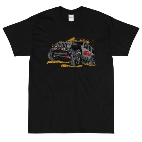 BEAST PROJECTS MENS RUBIBEAST TEE