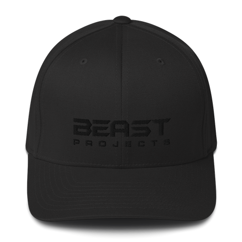 BEAST PROJECTS SUBDUED FLEXFIT HAT