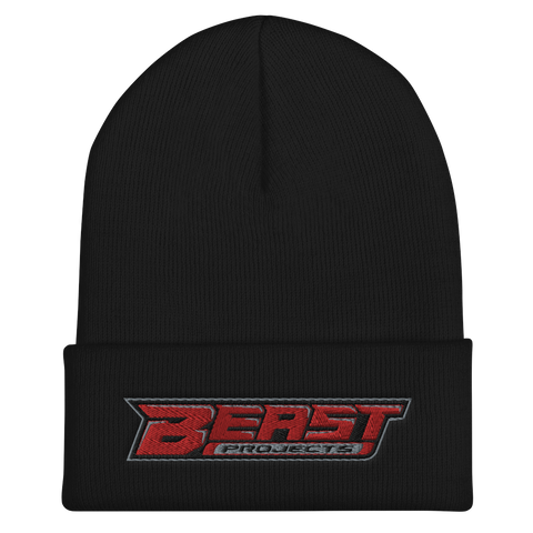 BEAST PROJECTS CUFFED BEANIE