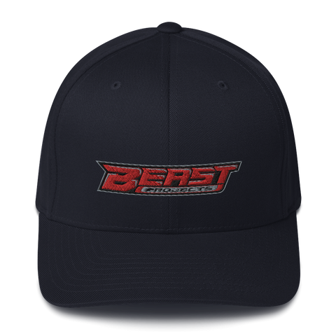 BEAST PROJECTS LOGO FLEXFIT HAT