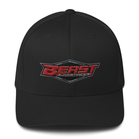 BEAST PROJECTS PATCH LOGO FLEXFIT HAT