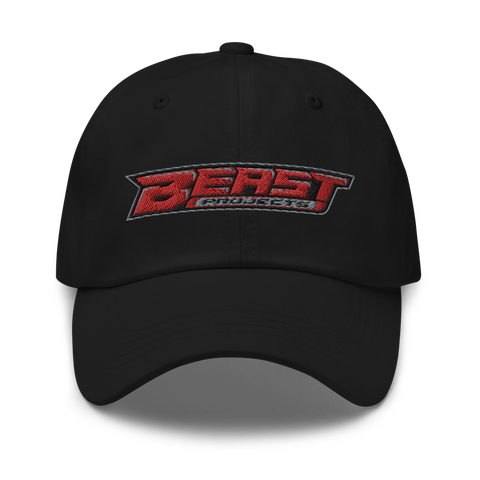 BEAST PROJECT LOGO DAD HAT