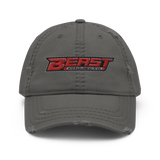 BEAST PROJECTS LOGO DISTRESSED HAT