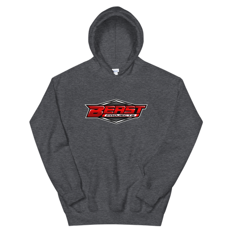 BEAST PROJECTS PATCH LOGO HOODIE