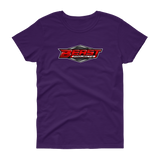 BEAST PROJECTS LADIES PATCH LOGO TEE