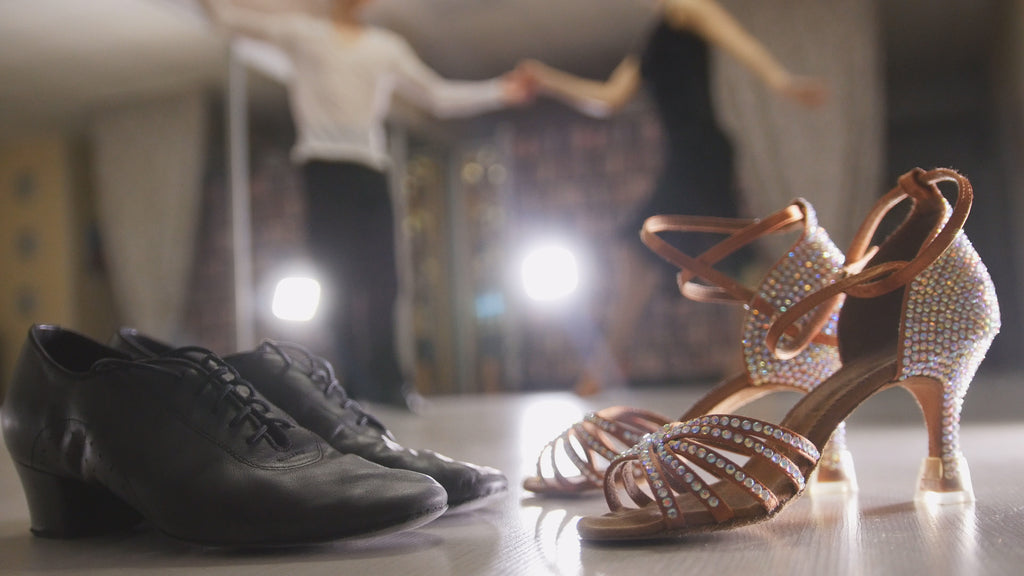 About Ballroom Dance Shoes