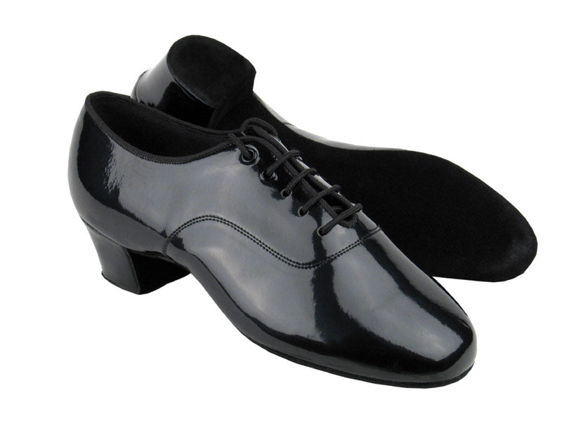 C Series Black Patent Dance Shoe