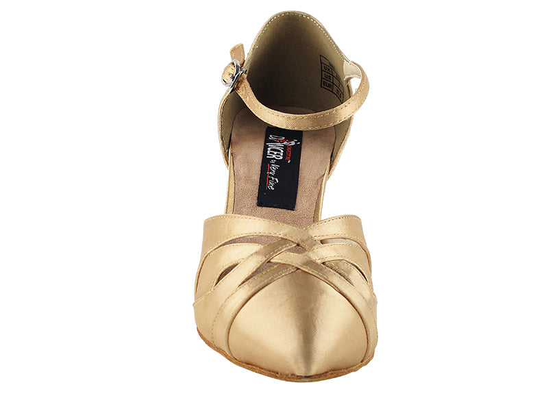 Competitive Dancer Series- Closed Toe Smooth/Standard Dance Shoe
