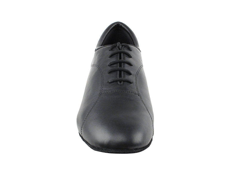 Competitive Dancer Series Black Leather Dance Shoe