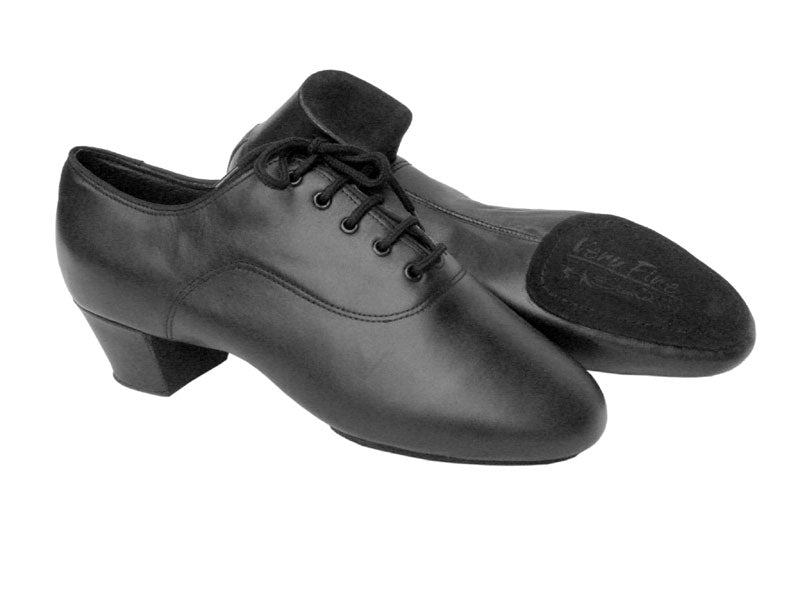Signature Series Black Leather Dance Shoe