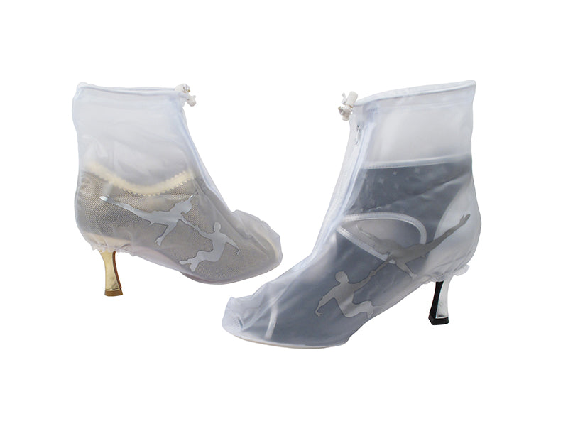 Dance Shoe Protective Covers (Men's & Women's Styles!)