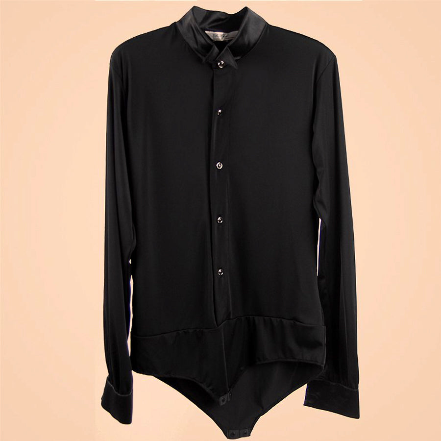 Ballroom Smooth or Standard Bodysuit Shirt