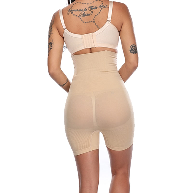 Thigh Control High Waist Shapewear