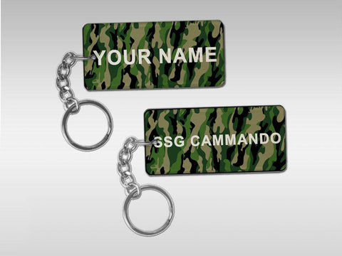 Army Key Chains - Seek Creation
