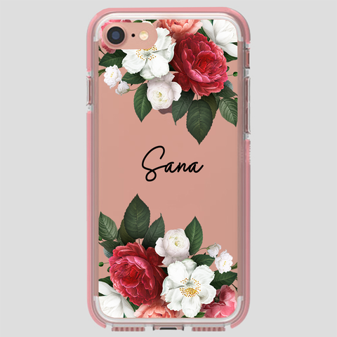 White Rose Name Case