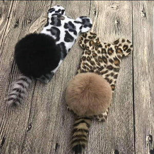 Cat Fur Case - Seek Creation