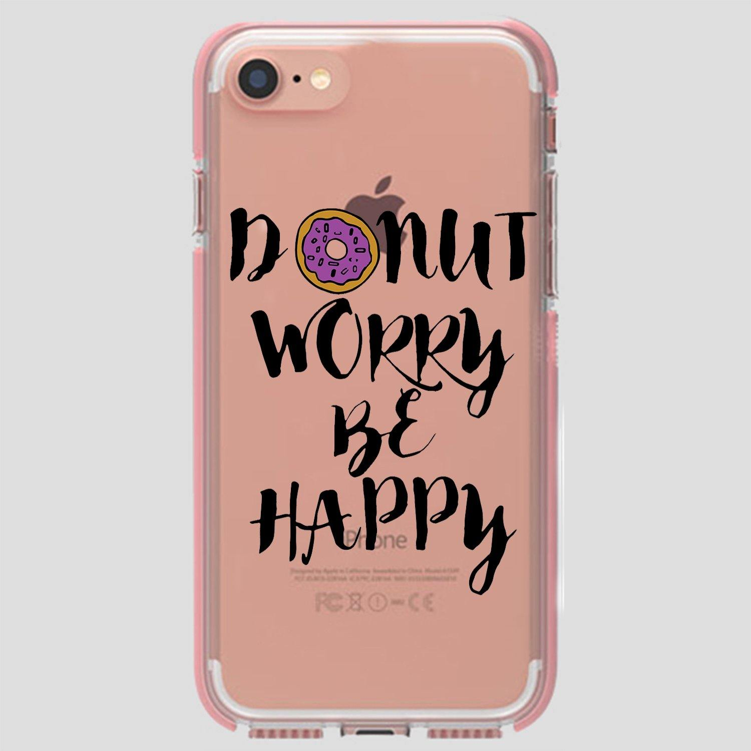 Donut Worry Be Happy - Seek Creation
