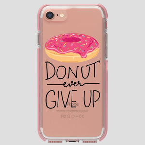 Donut Ever Give Up - Seek Creation