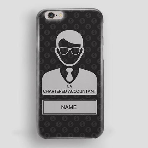 Accountant Phone Case - Seek Creation