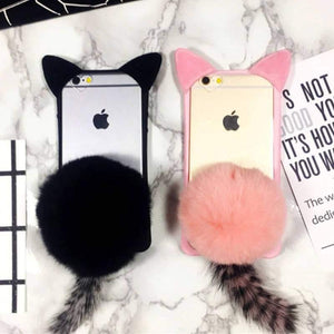 iPhone Cat Ears Case