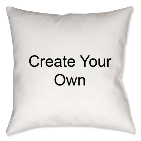 Customised Cushion - Seek Creation