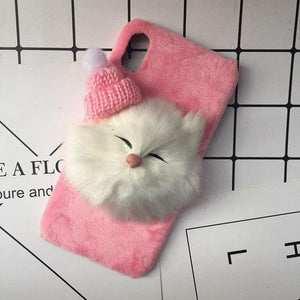 Cute Cat Fluffy Fur