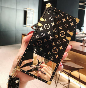 Louis Vuitton Square Phone Case Seek Creation