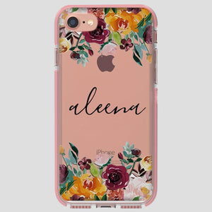 Floral Name Case - Seek Creation