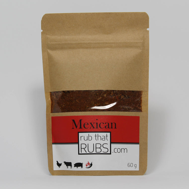 Mexican Rub - Rub That Rubs - 60 g