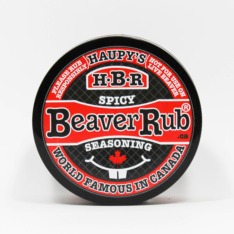Haupy's Spicy Beaver Rub