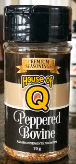 House of Q Peppered Bovine - 70g