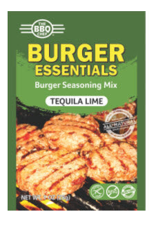 Burger Essentials Tequila Lime